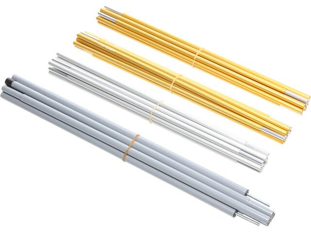 Nordisk Reisa 4 - Varillas para tienda de campaña - aluminio